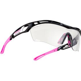 Rudy Project Tralyx Slim Okulary rowerowe, czarny/fioletowy